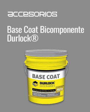 Base Coat Bicomponente Durlock®